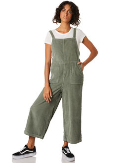 SAGE WOMENS CLOTHING RVCA PLAYSUITS + OVERALLS - R293756SAG