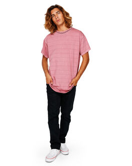 OXBLOOD MENS CLOTHING BILLABONG TEES - BB-9591019-OX2