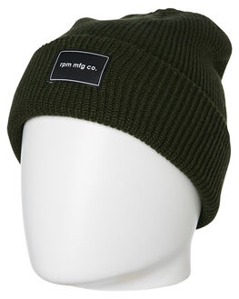 DARK GREEN MENS ACCESSORIES RPM HEADWEAR - 9WAC02B8DRKG
