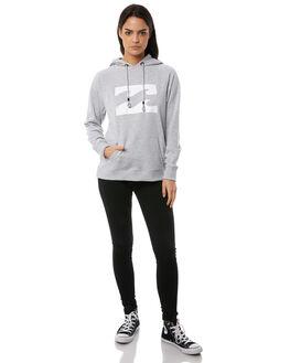 GREY MARLE WOMENS CLOTHING BILLABONG JUMPERS - 6585762GYM