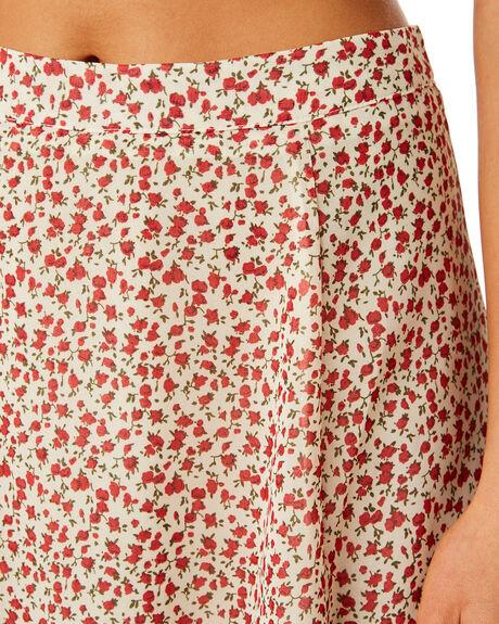 PRINT WOMENS CLOTHING LULU AND ROSE SKIRTS - LU23806PT