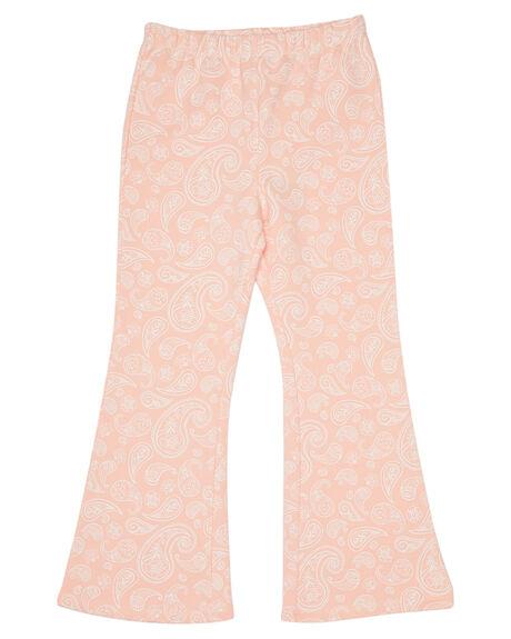 PINK PAISLEY KIDS GIRLS PUMPKIN PATCH PANTS - 20TG7016LPPNKP