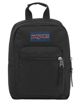 BLACK KIDS BOYS JANSPORT BAGS + BACKPACKS - JS0A352LJS008