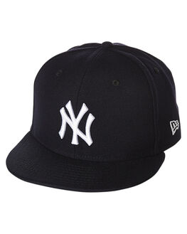 NAVY MENS ACCESSORIES NEW ERA HEADWEAR - 70150162NVY