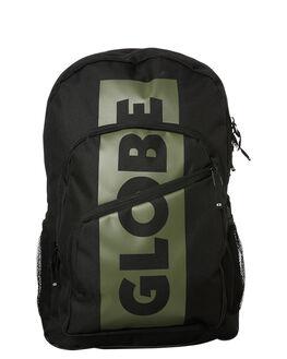 BLACK ARMY BLACK MENS ACCESSORIES GLOBE BAGS - GB71619016BARMB
