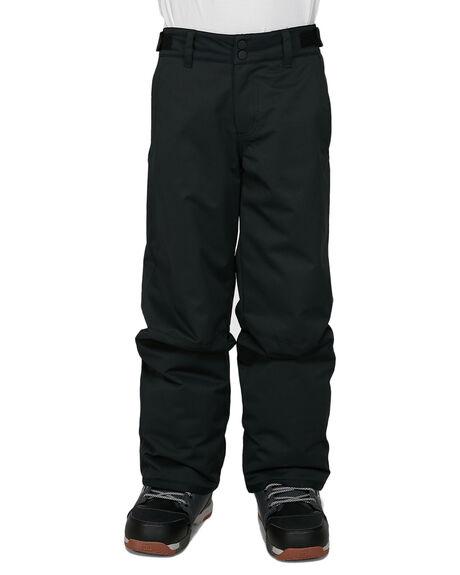 BLACK BOARDSPORTS SNOW BILLABONG KIDS - BB-U6PB10S-BLK