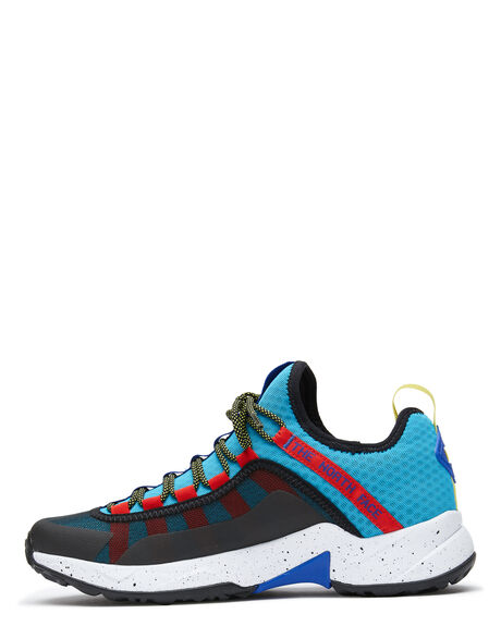 MERIDIAN BLUE OUTLET MENS THE NORTH FACE SNEAKERS - NF0A3V1JE2Z