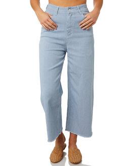STRIPE WOMENS CLOTHING RES DENIM JEANS - RD-WPN18152STR