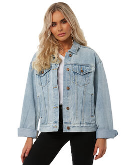 DENIM WOMENS CLOTHING INSIGHT JACKETS - 5000001011DNM