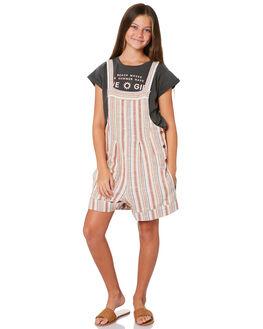 STRIPE KIDS GIRLS SWELL DRESSES + PLAYSUITS - S6202444STRIP