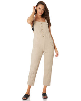 FAWN WOMENS CLOTHING RHYTHM PLAYSUITS + OVERALLS - OCT19W-JS03-FAW