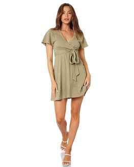 MOSS WOMENS CLOTHING SWELL DRESSES - S8171445MOSS