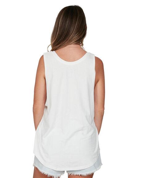 SALT CRYSTAL WOMENS CLOTHING BILLABONG SINGLETS - BB-6507188M-SCY