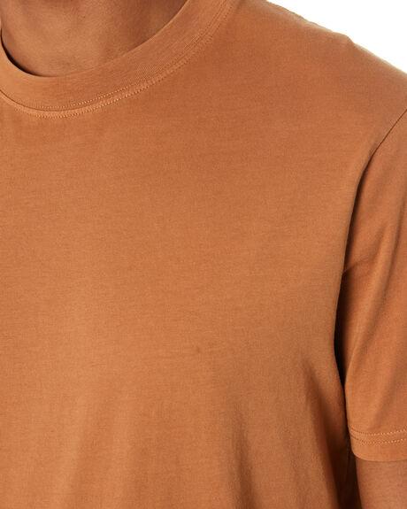 ALMOND MENS CLOTHING RIP CURL TEES - CTEMA90057
