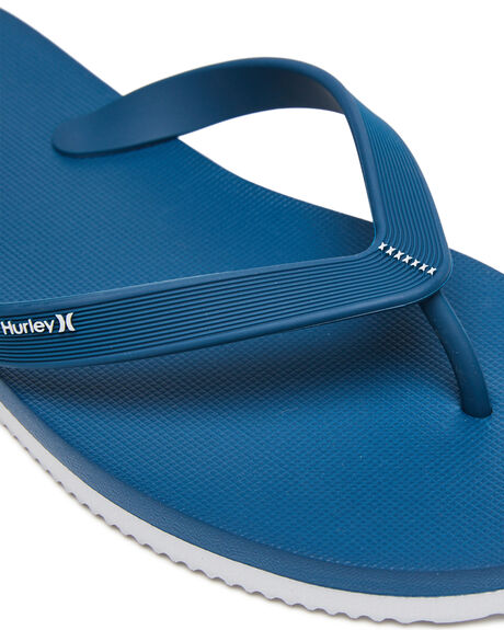BLUE FORCE MENS FOOTWEAR HURLEY THONGS - AR5506474