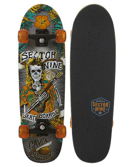 GREY SKATE COMPLETES SECTOR NINE  - SPS151CGRY