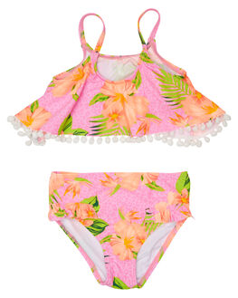 PINK KIDS GIRLS RIP CURL SWIMWEAR - FSICA10020