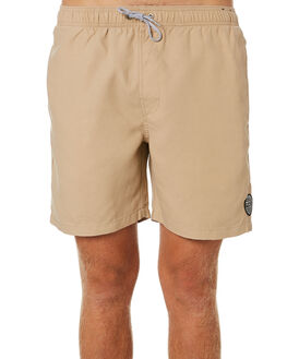 KHAKI MENS CLOTHING RIP CURL BOARDSHORTS - CBOBK90064