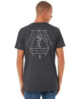 CHARCOAL MENS CLOTHING SILENT THEORY TEES - 4001019CHAR
