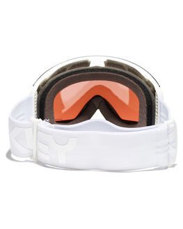 WHITEOUT SAPPHIRE BOARDSPORTS SNOW OAKLEY GOGGLES - OO7050-37WHTSA