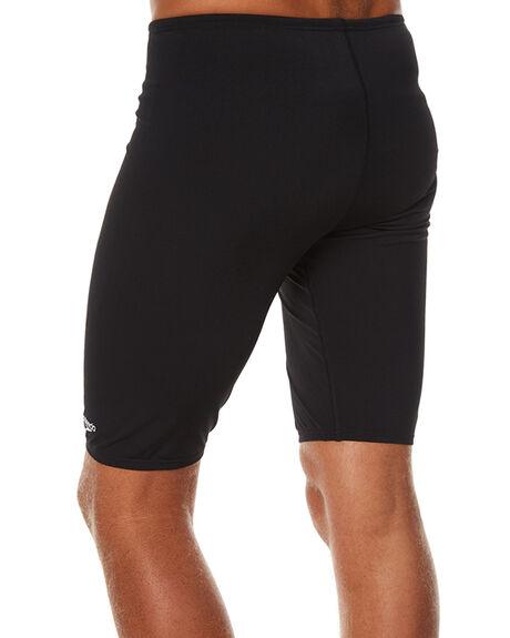 BLACK MENS CLOTHING SPEEDO SWIMWEAR - 12C66-0001BLK