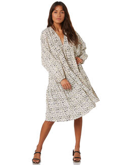 PRINT WOMENS CLOTHING ZULU AND ZEPHYR DRESSES - ZZ3050PRINT