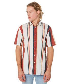 MILK OCHRE MENS CLOTHING ZANEROBE SHIRTS - 311-RSPMLKOC