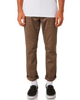 MUSHROOM MENS CLOTHING VOLCOM PANTS - A1131807MSH