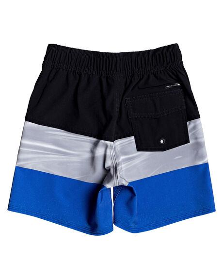 DAZZLING BLUE KIDS BOYS QUIKSILVER BOARDSHORTS - EQKBS03263-PPM6