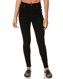 TORN LEAD WOMENS CLOTHING ROLLAS JEANS - 121702583