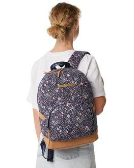 MIDNIGHT BLUE WOMENS ACCESSORIES VOLCOM BAGS + BACKPACKS - E6531613MDB