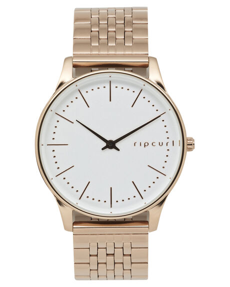 ROSE GOLD WOMENS ACCESSORIES RIP CURL WATCHES - A3296G4093