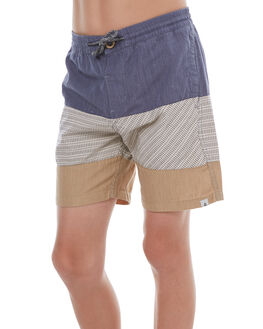 DUSK GREY KIDS BOYS VOLCOM SHORTS - C1031700DSK
