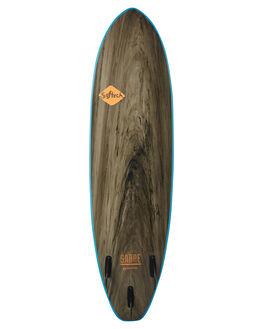 BLUE BOARDSPORTS SURF SOFTECH SOFTBOARDS - HSBII-BLU-066BLU