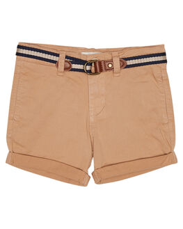 COFFEE KIDS BOYS ROOKIE BY THE ACADEMY BRAND SHORTS - R19S613COF