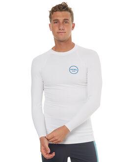 WHITE SURF RASHVESTS XCEL MENS - MLC40617WHT