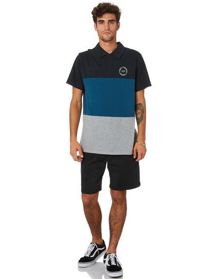 NAVY MENS CLOTHING SWELL SHIRTS - S5202142NAV
