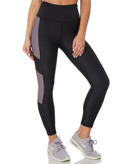 BLACK SHARK WOMENS CLOTHING ARCAA MOVEMENT PANTS - 1A007-2BKSHK