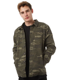 CAMO MENS CLOTHING SWELL JACKETS - S5174392CAM