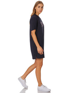 NAVY WOMENS CLOTHING HUFFER DRESSES - WDR93S8509NAVY