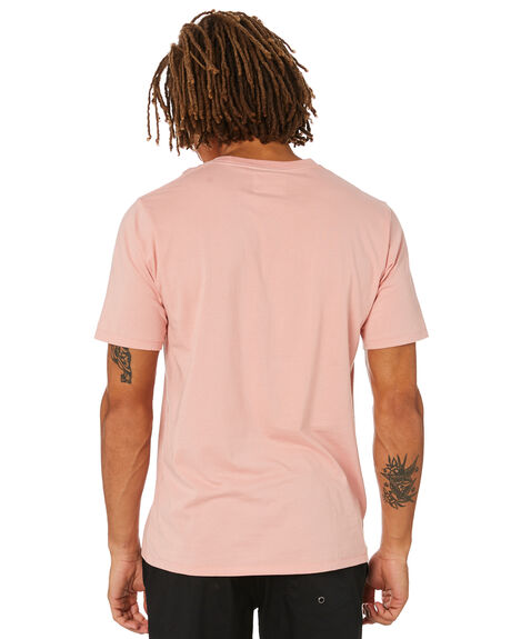 DUSTY PINK MENS CLOTHING BARNEY COOLS TEES - 129-Q420IDSTPK