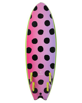 LIME BOARDSPORTS SURF CATCH SURF SOFTBOARDS - ODY56-QLME