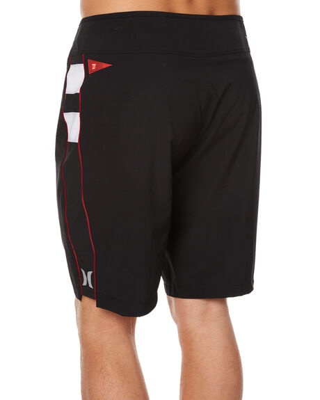 BLACK MENS CLOTHING HURLEY BOARDSHORTS - MBS000773000A