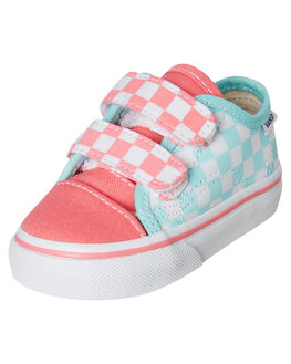 BLUE TINT KIDS GIRLS VANS FOOTWEAR - VNA3JEVVJHBTNT