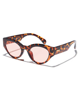 TORT WOMENS ACCESSORIES MINKPINK SUNGLASSES - MNP1908215TORT