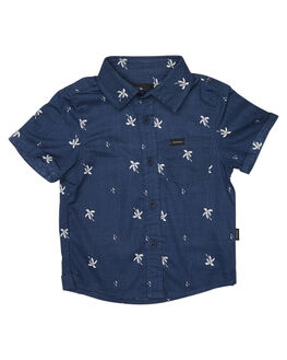 NAVY KIDS TODDLER BOYS RIP CURL TOPS - OSHKI10049
