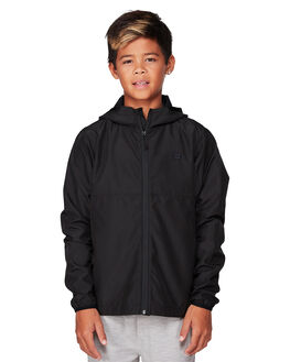 BLACK KIDS BOYS BILLABONG JUMPERS + JACKETS - BB-8507901-BLK