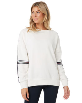 WHITE WOMENS CLOTHING THE UPSIDE JUMPERS - UPSW119116WHITE