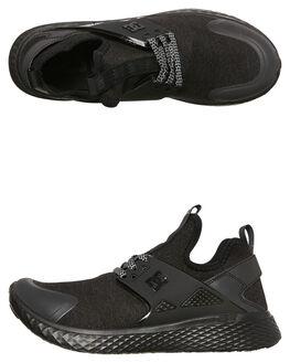 BLACK BLACK BLACK MENS FOOTWEAR DC SHOES SNEAKERS - ADYS7001393BK