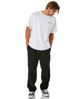 DARK OLIVE MENS CLOTHING POLAR SKATE CO. PANTS - PSC-CORDSURF-DOLIV
